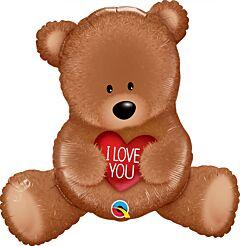 """35"""" I Love You Teddy Bear"""