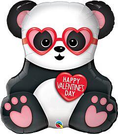 "32"" Valentines Panda Bear"