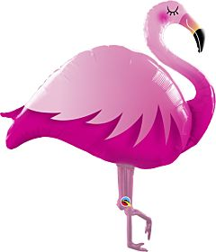 "46"" Pink Flamingo"