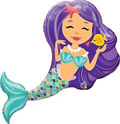 "38"" Enchanting Mermaid"