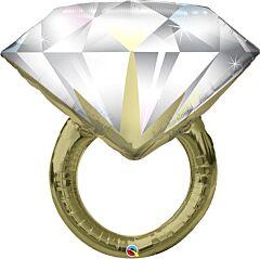 "37"" Diamond Wedding Ring"