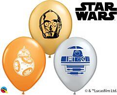 """5"""" Qualatex Star Wars Droids Latex"""