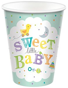 Sweet Little Baby - 9 oz Cup