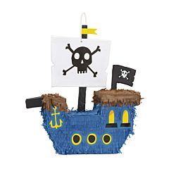 Pirate Ship Piñata