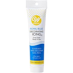 Icing Tube - Royal Blue