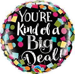 """9"""" Kind Of A Big Deal"""