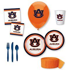 Auburn University- Party Pack