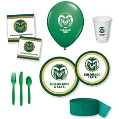 Colorado State - Party Pack