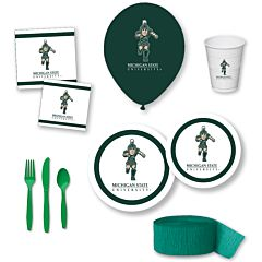 Michigan State - Party Pack