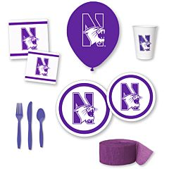 Northwestern - Party Pack