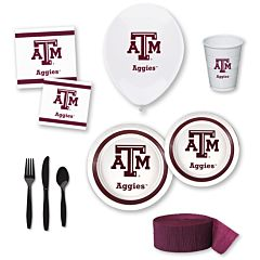 Texas A and M - Party Pack