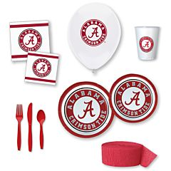 University of Alabama - Party Pack