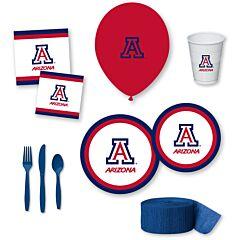 University of Arizona - Party Pack