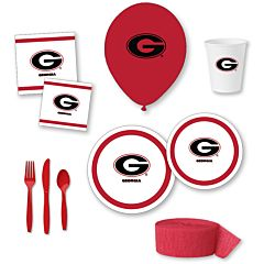 University of Georgia - Party Pack