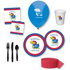 University of Kansas - Party Pack