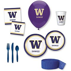 University of Washington - Party Pack