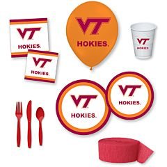 Virginia Tech - Party Pack