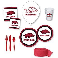 University of Arkansas - Party Pack