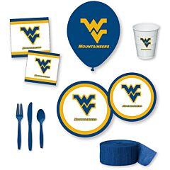 West Virginia University - Party Pack