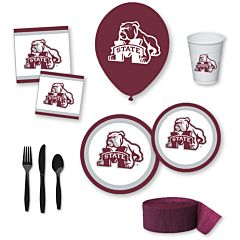 Mississippi State - Party Pack
