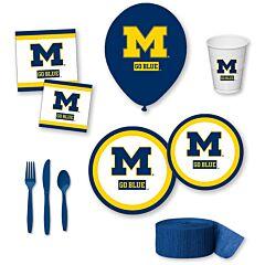 Michigan University - Party Pack