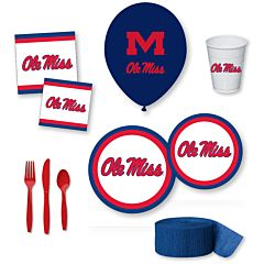 University of Mississippi - Party Pack