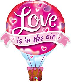 "42"" Love Is In Air Balloon"