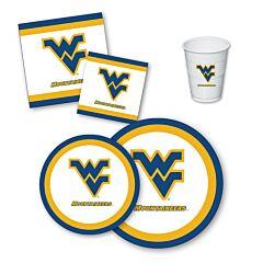 West Virginia Univ Tailgate Shipper