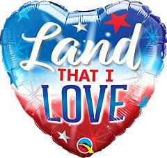 "18"" Land That I Love"