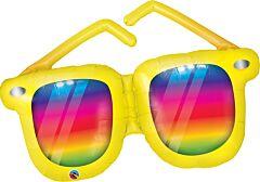 """42"""" Striped Sunglasses"""