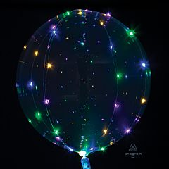 """18"""" Crystal Clearz with Multi-Color Lights"""