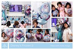 Frozen 2 Easel Sign