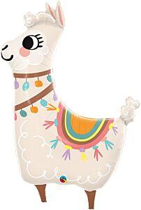 """45"""" Loveable Llama"""