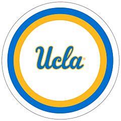"UCLA - 9"" Plate 10CT"