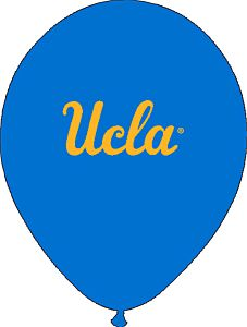 "11"" University of California Los Angeles - Latex 10CT"