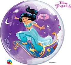 "22"" Princess Jasmine Bubble"