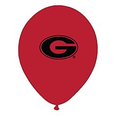 "11"" University of Georgia - Latex 10CT"