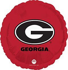 """18"""" University of Georgia"""