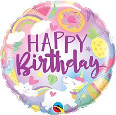 """18"""" Fantastical Fun Birthday"""