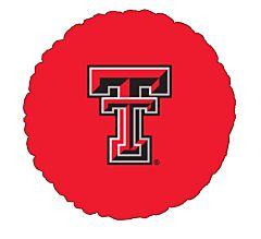 """18"""" Texas Tech"""
