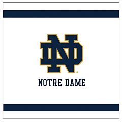 U Of Notre Dame - Lunch Napkin 20Ct