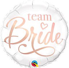 """18"""" Team Bride"""