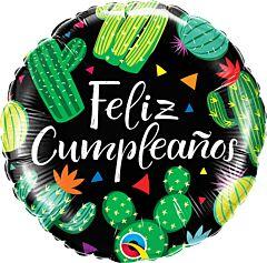 """18"""" Cumpleanos Cactuses"""