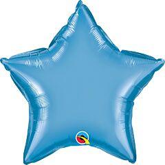 """20"""" Chrome Blue Star"""