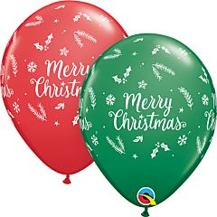 "11"" Christmas Evergreen Latex"