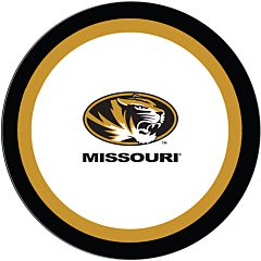 "U Of Missouri - 9"" Plate 10Ct"
