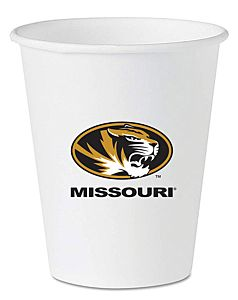 U Of Missouri - 16oz Cup 8Ct