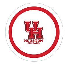 "U Of Houston - 7"" Paper Plate 12Ct"