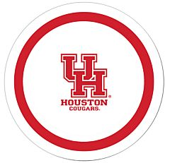 "U Of Houston - 9"" Paper Plate 10Ct"