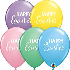 """11"""" Simply Happy Easter Latex"""